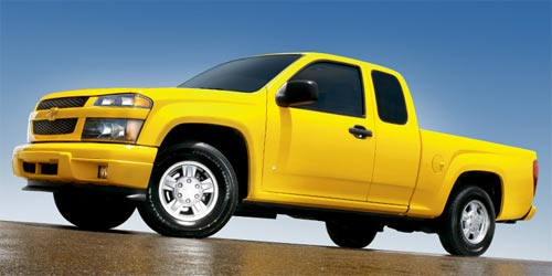 Chevy Colorado Pickup Truck