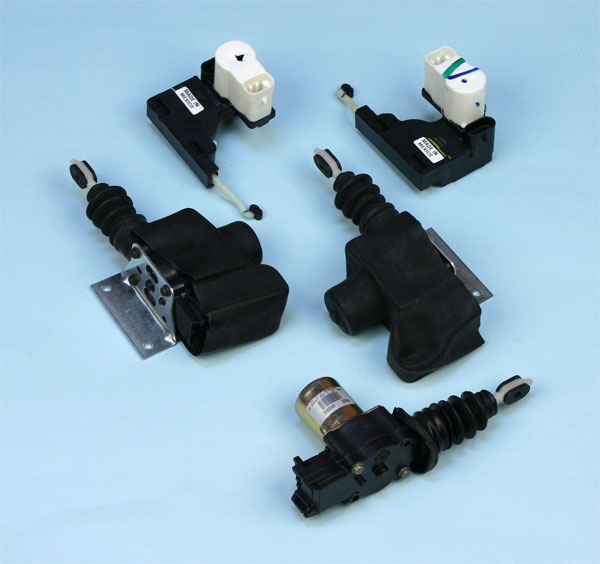 GM power door lock actuators