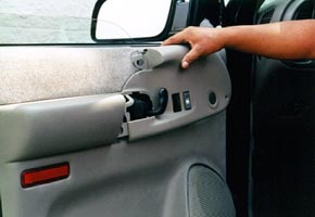 Chevrolet Astro Power Window Installation