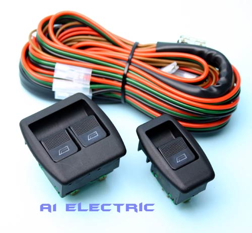 A1 electric online store electric life 4990 10 419 2 door for 2 door power window switch kit
