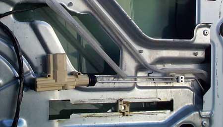 Chevy Express power door lock & Power Door Lock Installations