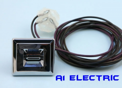 A1 Electric Online Store Chrome Gm Style Door Lock Switch Kit
