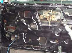 Chevelle Power Window Kits