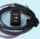 Power Door Lock Switch Kit- Flush mount