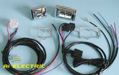 SK3-OEGM Power window switch kit