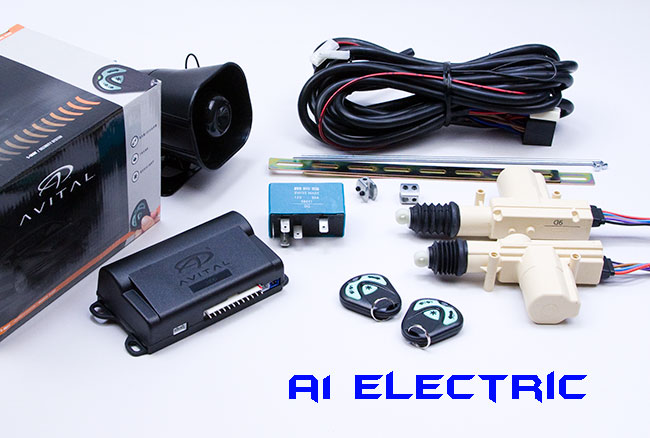 A1 Electric Online Store  Mes Central Doorlocking Kit For