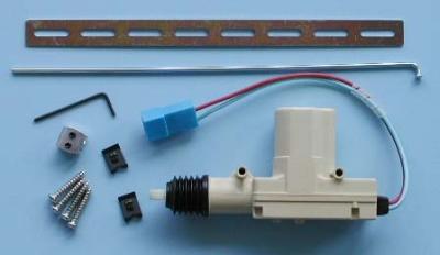 Mes Door Lock Actuator 2 Wire
