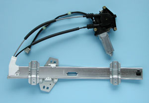 Honda replacement window regulator with motor