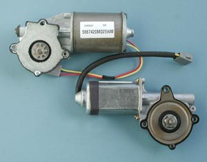 Power Window Regulators And Motors Replacements For