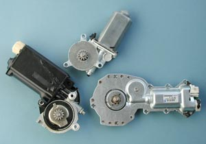 GM replacement window lift motors