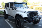Jeep Wrangler power window installation article