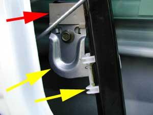 diagnosing and replacing a power window regulator motor