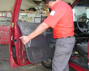 Diagnosing And Replacing A Power Window Motor