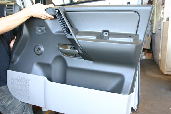 Lifted Nissan Titan >> Installing Spal Power Windows - Page 2