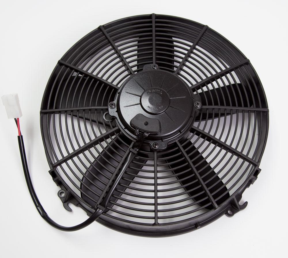 """Spal 30102554 12"""" 24 Volt Fan"""